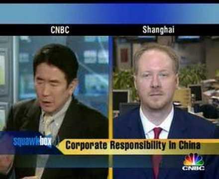 China CSR Interview