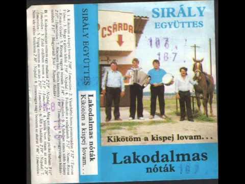 Sirály együttes-Kikötöm a kispej lovam,Vásárhelyi híres promenádon letöltés