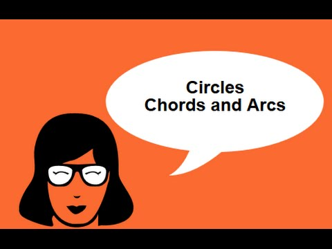 Congruent chords circles geometry help moomoomath youtube