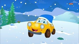 Pequeños Copos De Nieve | Canciones de Navidad para niños | Villancicos | Little Snow Flakes