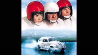 THE LOVE BUG-SOUNDTRACK