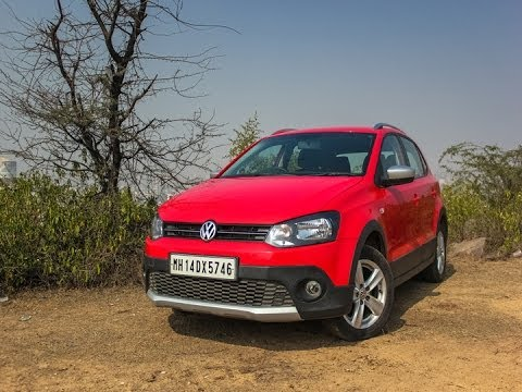 volkswagen cross polo review youtube. Black Bedroom Furniture Sets. Home Design Ideas