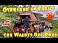 Dia 1 Overland En Carite,pr Con Waldys Off Road