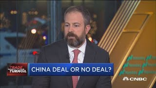 'Good chance' of US-China ceasefire, says China Beige Book's Miller