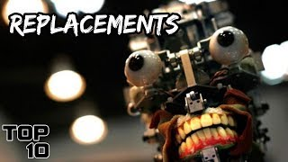 Top 10 Scary Robots We Should Never Build