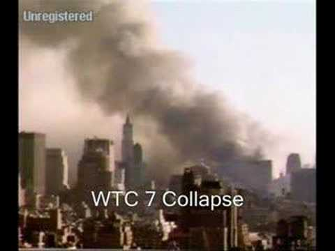 Building 7 Controlled Demolition