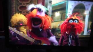 The muppets (we built this city)