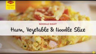 Maggi Ham & Vegetable Noodle Slice