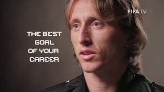 'The Best' of Luka Modric