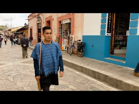 El derecho a ser tejedor en Chiapas.