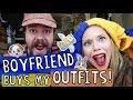 Boyfriend Buys My Outfits   Grav3yardgirl