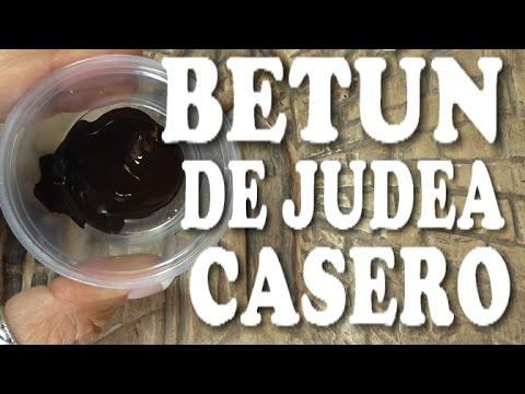 BETÚN DE JUDEA CASERO EN MENOS DE UN MINUTO - BITUMEN OF JUDEA HOMEMADE