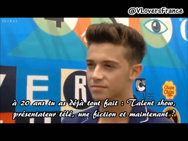 Interview Ruggero au Giffoni Film Festival - Violetta 2 vostfr. Travel Video