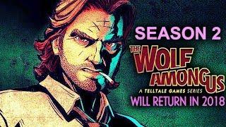 THE WOLF AMONG US Season 2 Teaser Trailer (2018)