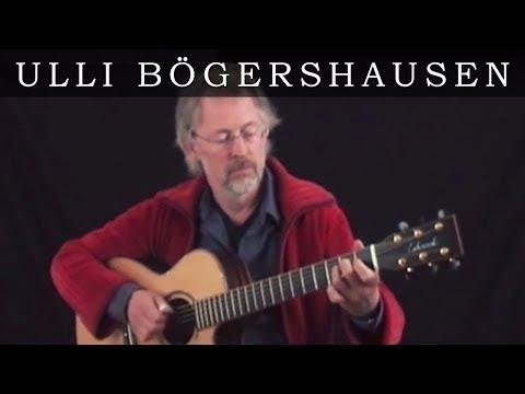 Ulli Boegershausen - Bésame mucho (by Consuelo Velázquez)