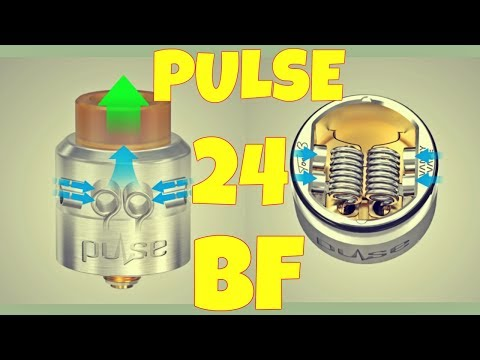 Pulse 24 BF RDA Review & Giveaway!