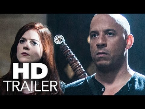 THE LAST WITCH HUNTER Official Trailer Deutsch German (HD) - Vin Diesel, Rose Leslie