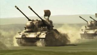 [PS4®]現代大戦略2017~変貌する軍事均衡!戦慄のパワーゲーム~ オープニングムービー