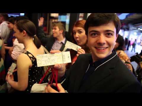 2013 National High School Musical Theater Awards Highlights