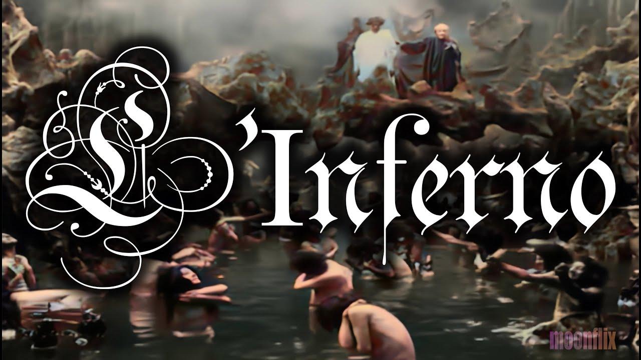 Download L'Inferno (Dante's Inferno) 1911   Colorized   Divine Comedy   FULL MOVIE   English