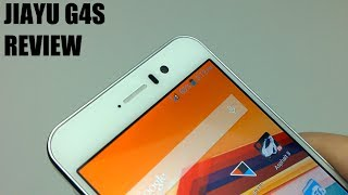 JIAYU G4S Review