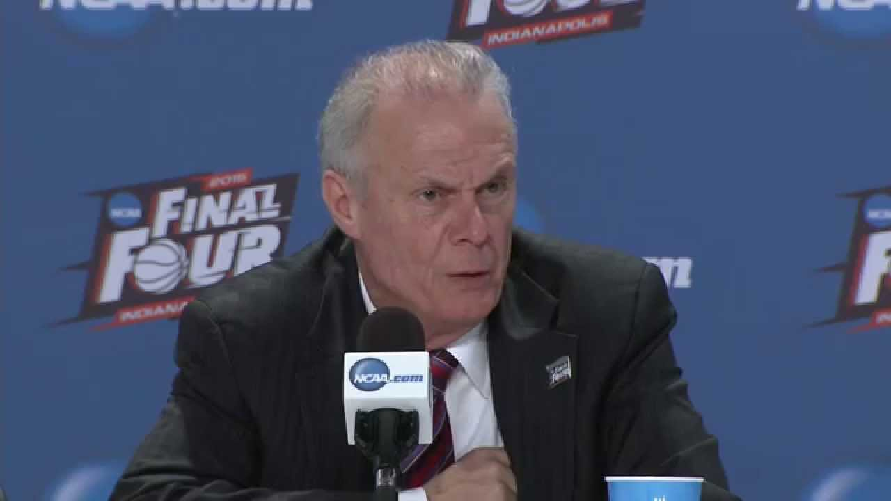 Championship Postgame News Conference: Wisconsin - YouTube