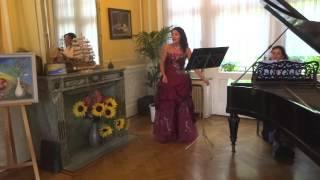 Aneta Todorova - Je veux vivre (2) (Roméo & Juliette/Gounod)