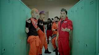 TEEN TOP 긴 생머리 그녀(Miss Right) Locker Room One Take ver.