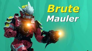 Halo 3 | Brute Mauler Analysis (2018)