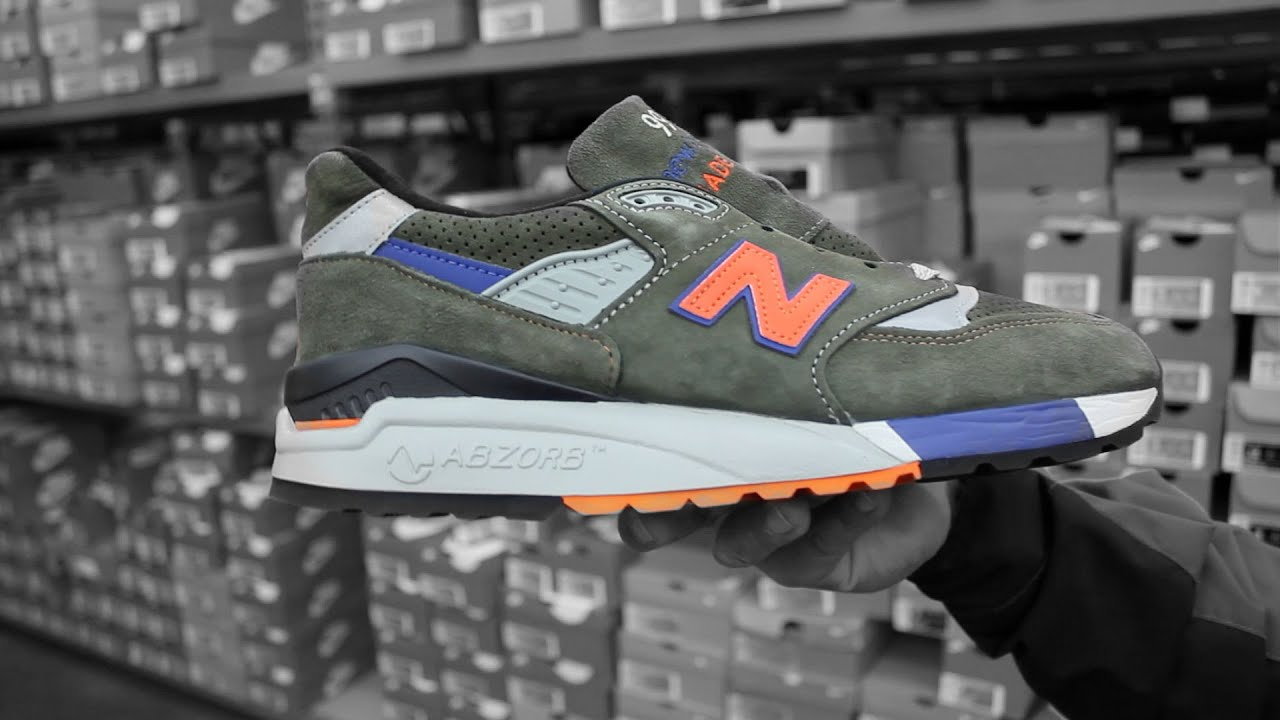 new balance 998 dark military colors