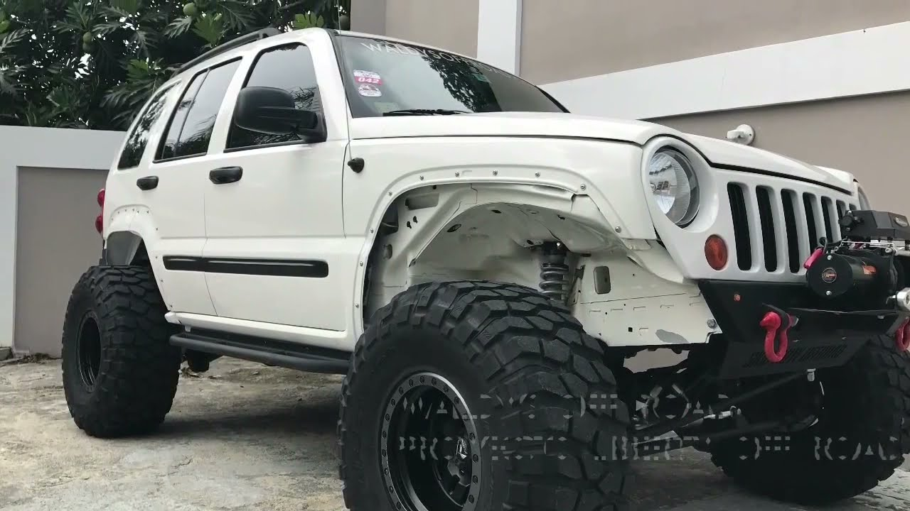 Jeep Liberty Off Road By Waldys Off Road Youtube