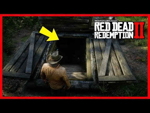 Red Dead Redemption 2 Serial Killer Guide SOLVED  Easy & Fast Money  Finding RARE Items! RDR2