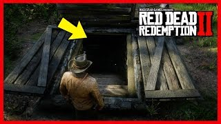 Red Dead Redemption 2 Serial Killer Guide SOLVED - Easy & Fast Money - Finding RARE Items! (RDR2)
