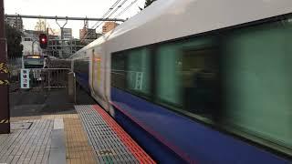 E257系臨時特急北総江戸紀行 四ツ谷通過
