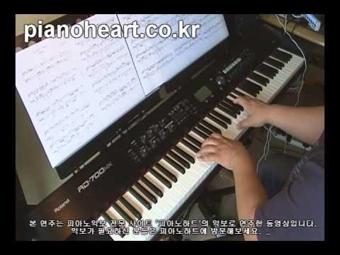 포맨(4Men) - 청혼하는 거예요(Propose song) piano cover,RD-700NX
