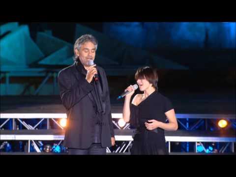 Andrea Bocelli - La Voce del Silenzio HD (live)