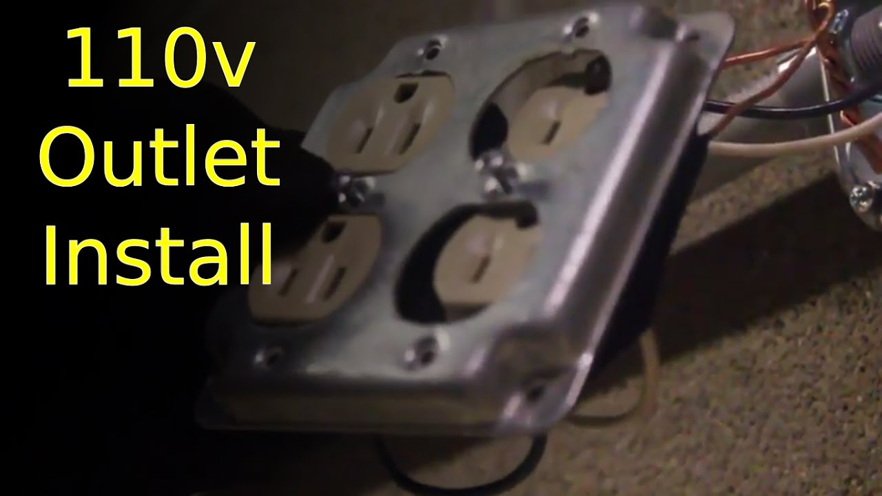 commercial wiring rough in best way to install commercial outlet boxes youtube  install commercial outlet boxes