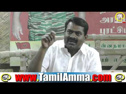 Seeman (naam tamilar) about Brahmins and other tamil castes