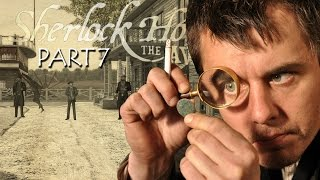 Шерлок Холмс и секрет Ктулху - Распростертые объятия. Часть 7