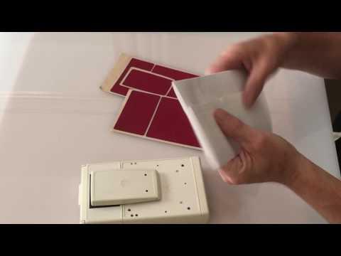 Reskinning an SX-70 Polaroid Camera