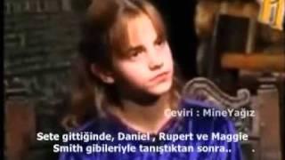 Emma Watson 2001 Röportajı - Türkçe altyazılı