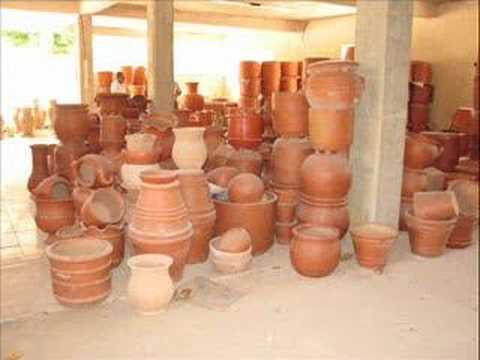 Artesanias De Barro Que Se Elaboran En Ticul Yucatan
