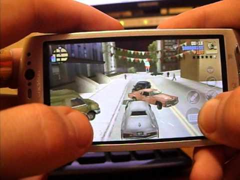GTA3 Sony Ericsson xperia neo v