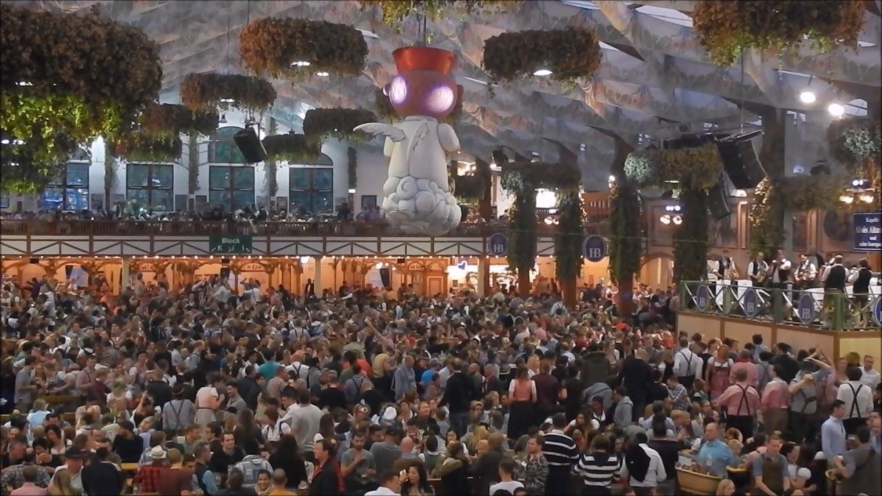 Oktoberfest 2017: Hofbräu-Festzelt Tag 18 so ist die