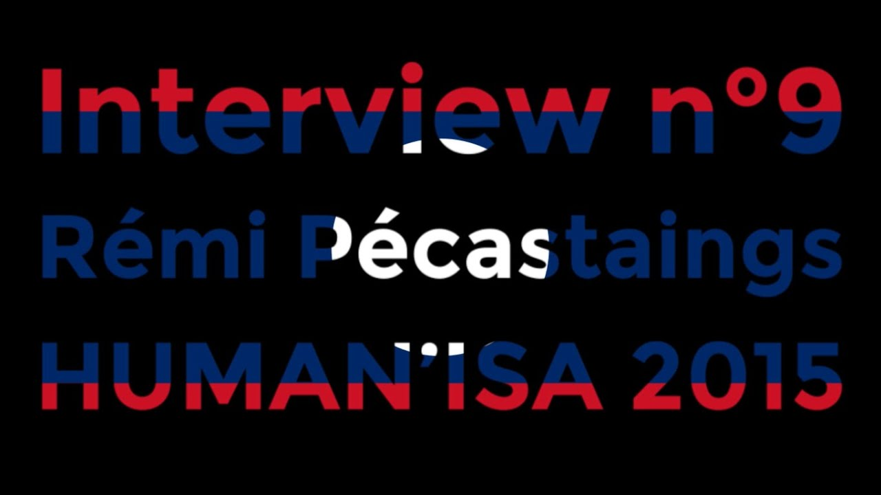 Interview anciens présidents n°9 : Président HUMAN'ISA 2015