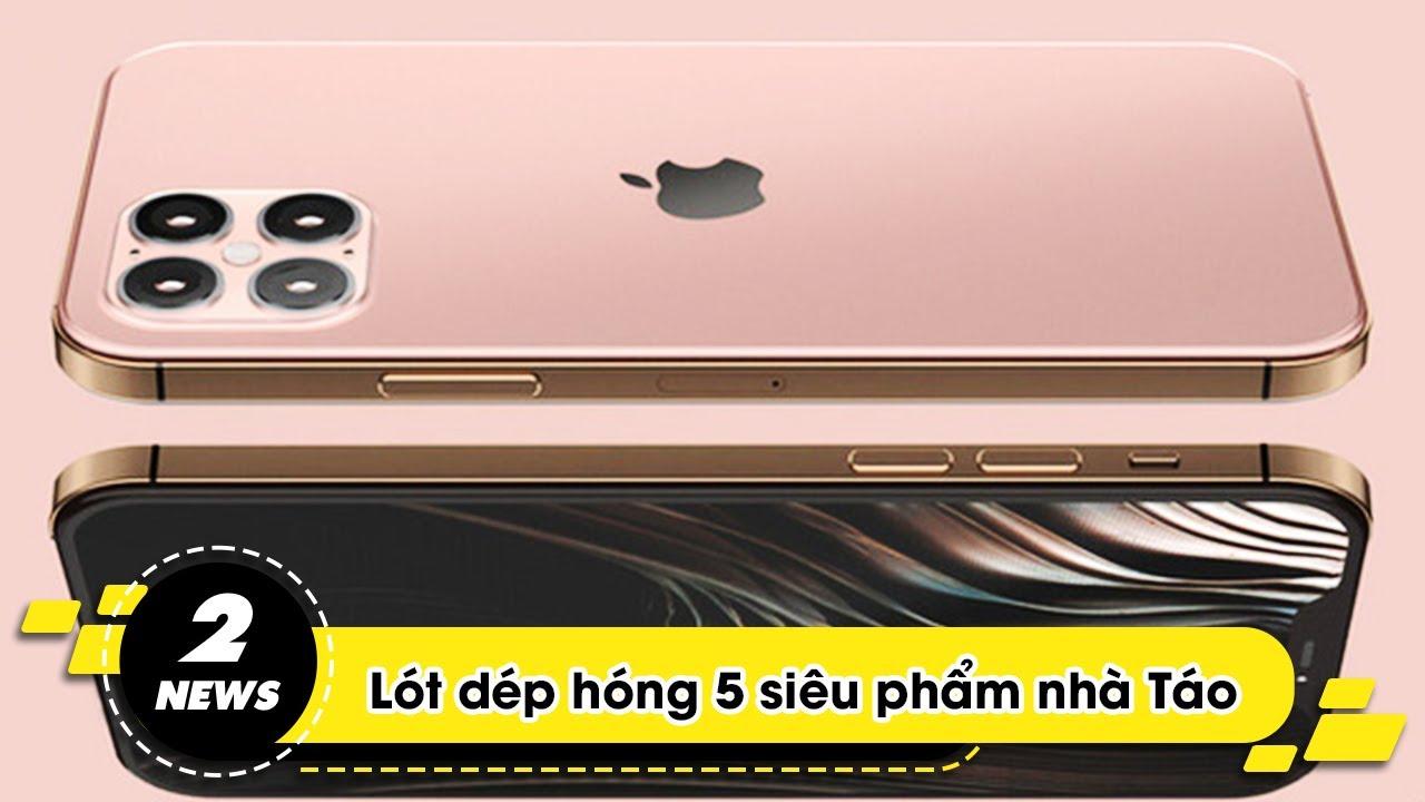 Apple sẽ tung ra 5 mẫu iPhone mới trong năm 2020? | Hinews