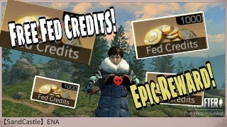 LifeAfter:[Forum Event] How to get FREE Fed Credits on Lifeafter Events. EPIC Rewards!