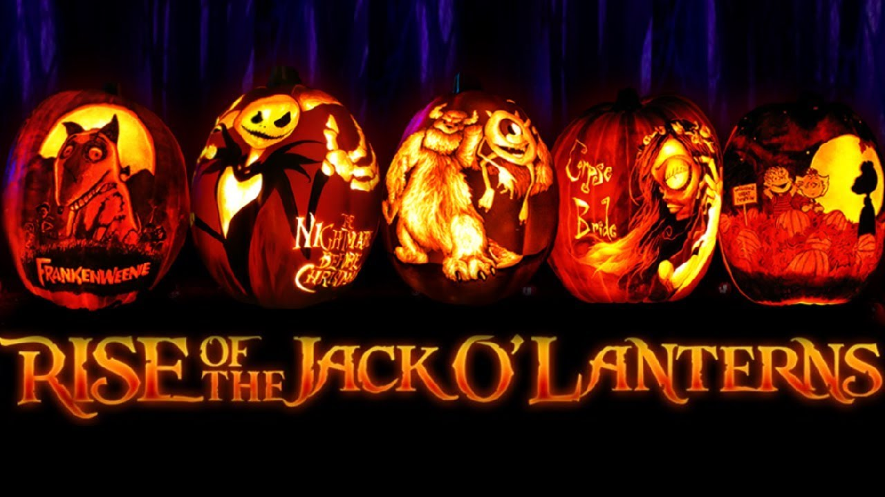 Rise Of The Jack Olanterns Secaucus Nj Youtube