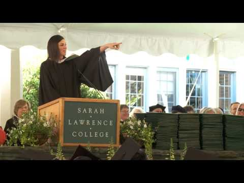 Julianna Margulies Address to Sarah Lawrence College Class of 2010