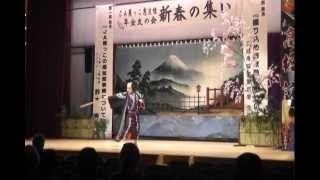 第39回浦和新舞踊連盟発表会 お梅 藤扇寿扇